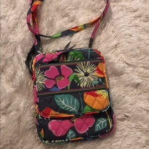 Vera Bradley grey bag